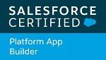 Mik Pellicci Certified Platform App Builder